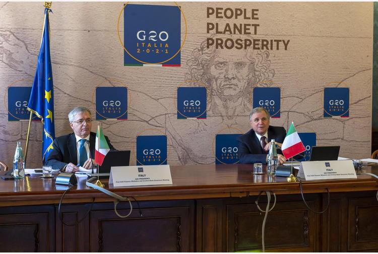 G20: Visco, per le banche rischio è insolvenza impresa