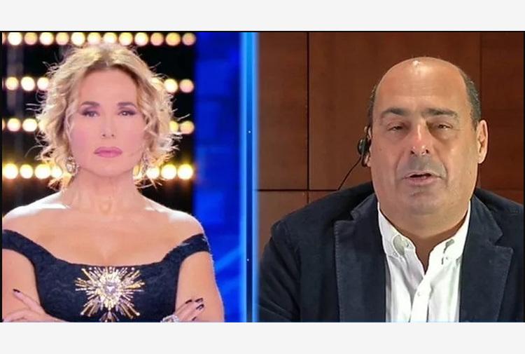 Mediaset, si amplia Domenica Live, stop D'Urso domenica sera