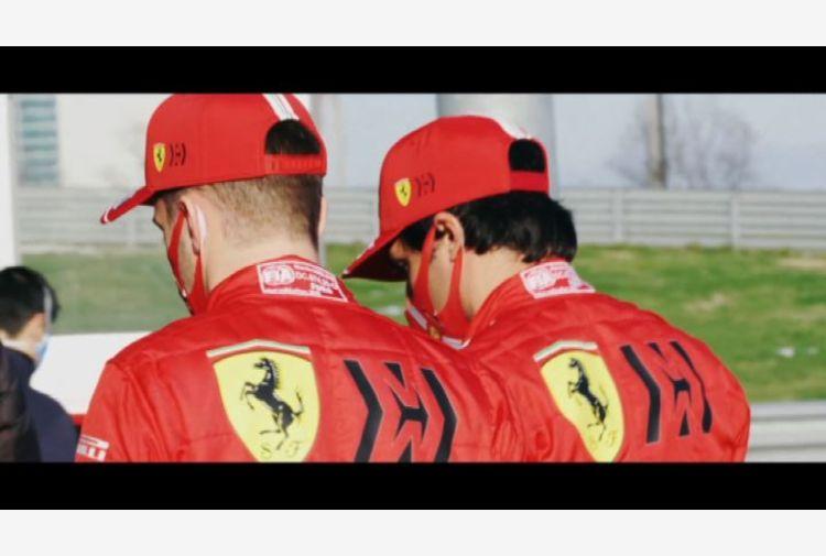 Ferrari presenta la squadra di F1. Binotto: Basta delusioni