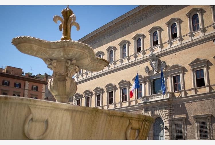 Al via restauro di Palazzo Farnese, cantiere da 5,6 milioni