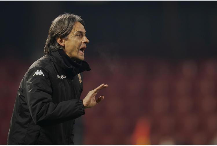 Benevento: Inzaghi 'Napoli difficile, ma ci proviamo'