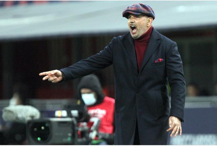 Bologna: Mihajlovic 'quando giochi bene e vinci è il massimo'