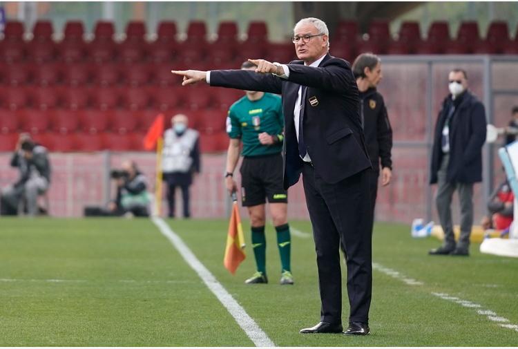 Samp: Ranieri,cerchiamo di capire cosa possiamo fare