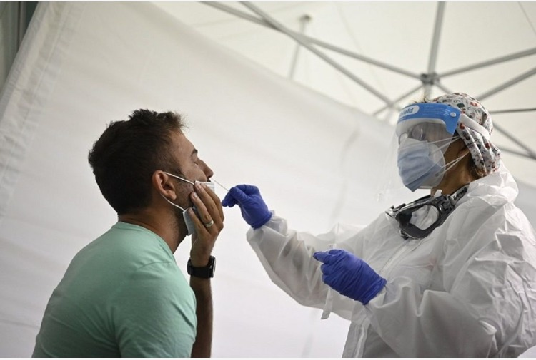 Coronavirus, nel Lazio 1.347 nuovi casi e 20 decessi