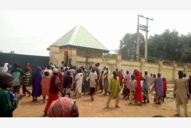 Nigeria, liberate le 317 studentesse rapite a Jangebe