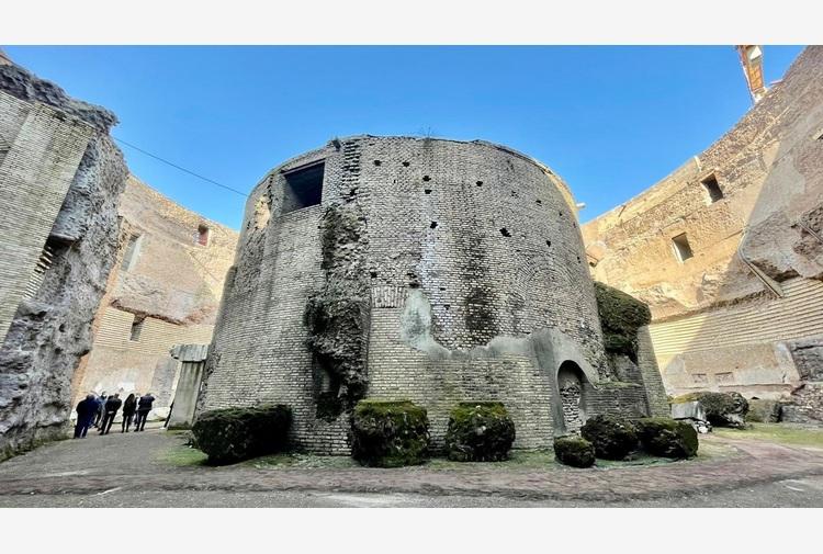 Riapre Mausoleo di Augusto, 'restituiamo un gioiello'