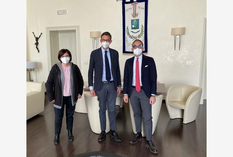 Intimidazione a sindaco Trani, Piemontese 'Niente spazio a violenza'