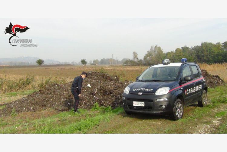 Traffico illecito rifiuti, 11 misure cautelari in Piemonte