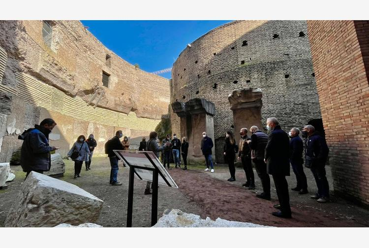 Mausoleo Augusto: in 24 ore sold-out fino a fine giugno