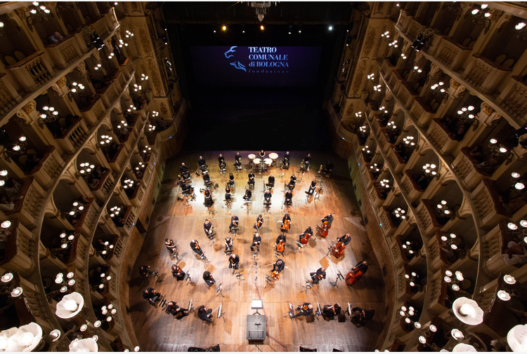 Riparte la stagione sinfonica del Teatro Comunale di Bologna