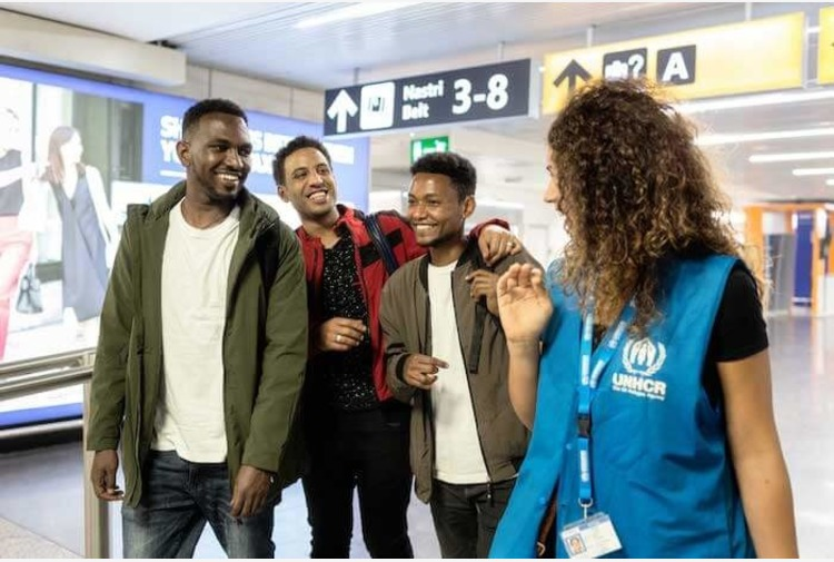 Migranti, 43 rifugiati dall'Etiopia all'Unisalento per finire gli studi