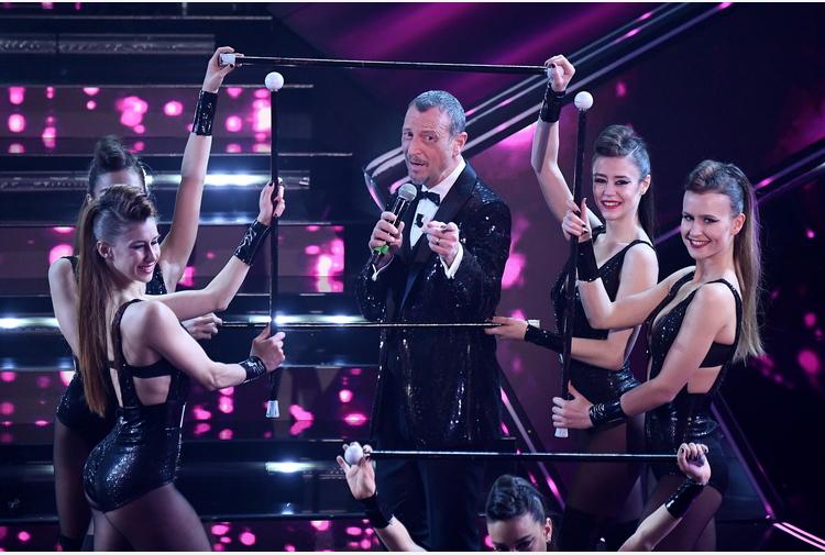 Sanremo: Amadeus, rispetto i no di Celentano e Benigni