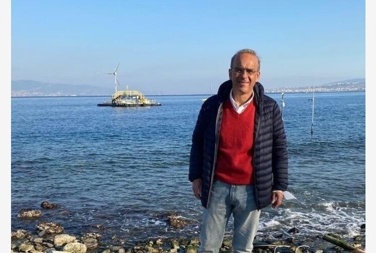 A Reggio Calabria una piattaforma offshore per acquacoltura