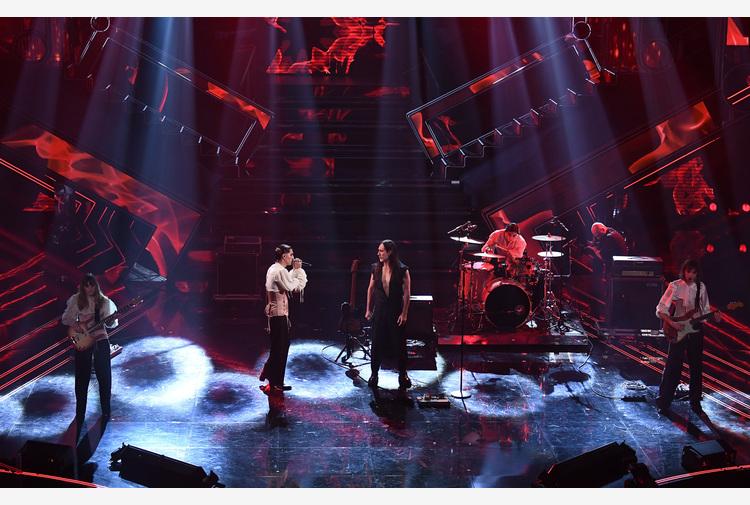 Sanremo: il rock dei Maneskin conquista il pubblico social