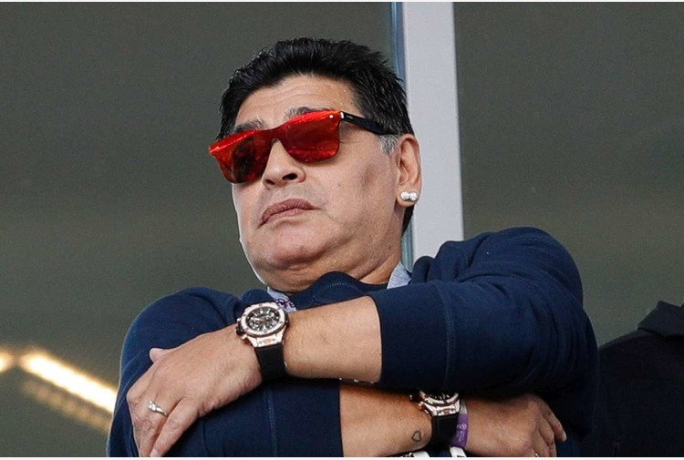 I cinque figli riconosciuti da Maradona gli unici eredi