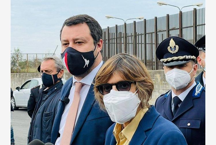 Caso Gregoretti, il 14 maggio la decisione del gup su Salvini