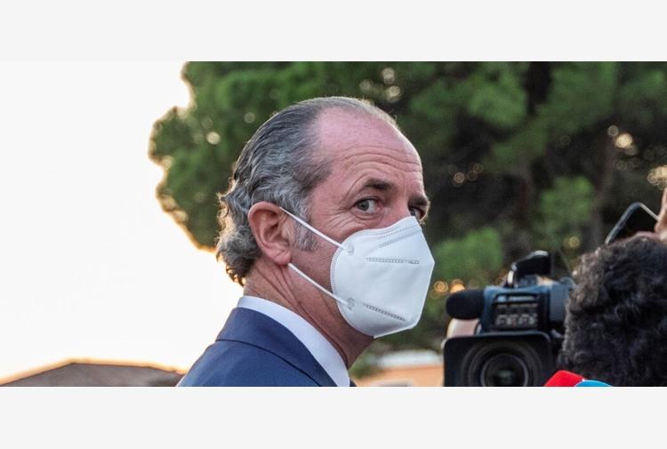 """Covid, Zaia: """"Da lunedì Veneto in fascia arancione"""""""