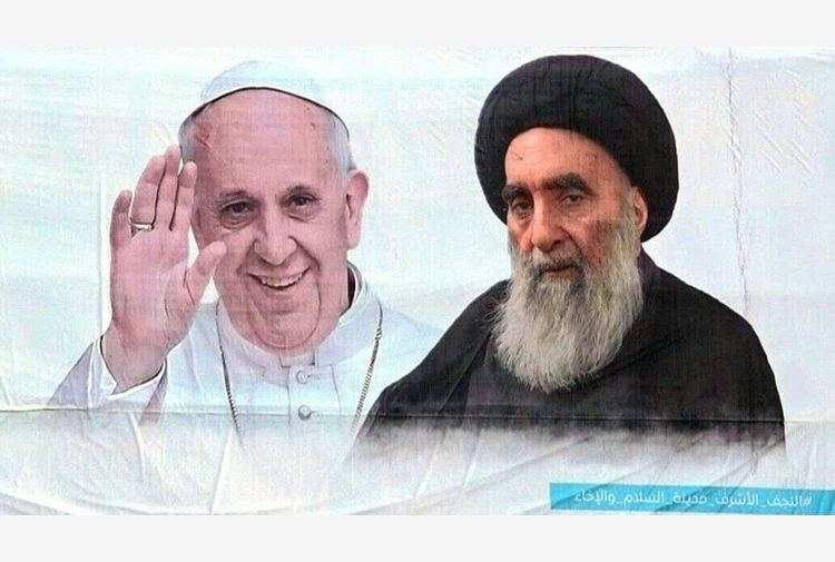Iraq, il Papa a Najaf per incontrare l'ayatollah Al-Sistani