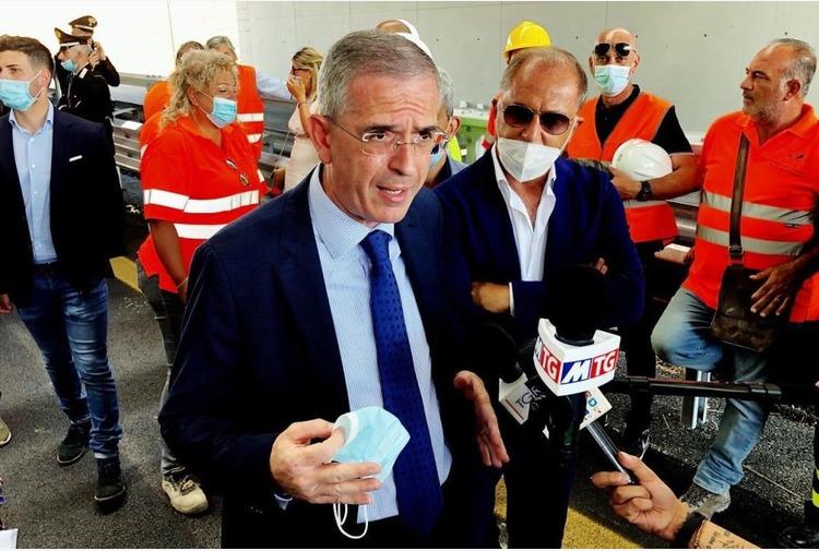 Sicilia, Falcone 'Su SS640 rescissione da Cmc entro aprile'