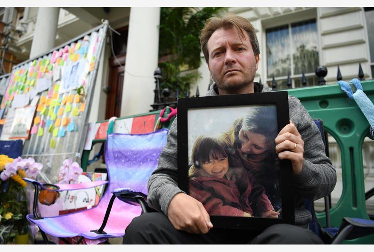 Iran: Nazanin imputata per manifestazione a Londra