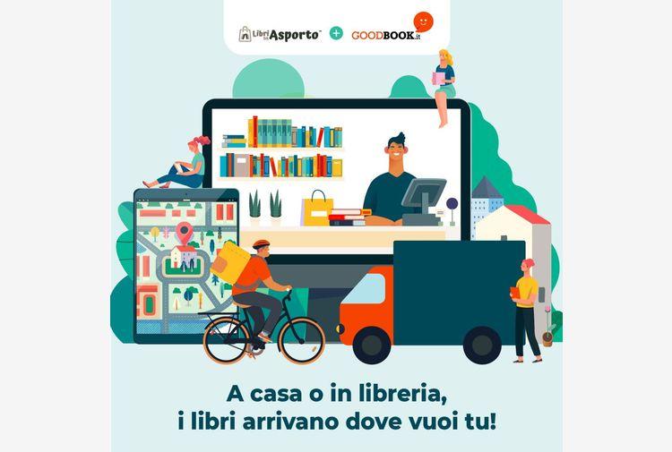 LibridaAsporto+GoodBook.it per unire librerie e lettori