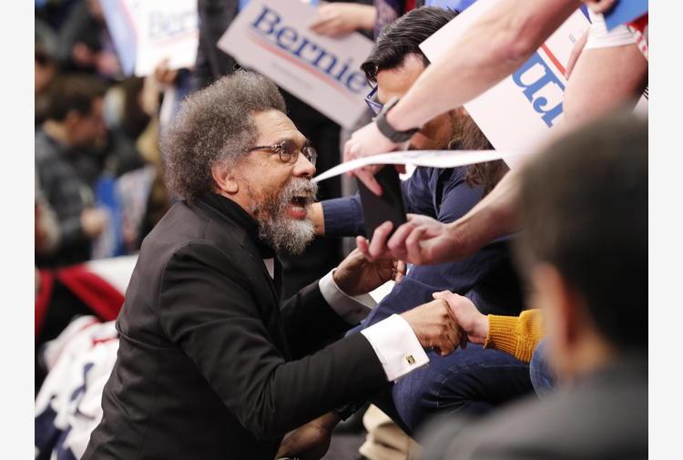 Cornel West lascia Harvard che gli ha negato la cattedra