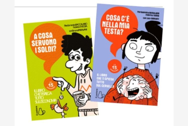 'Le 15 domande', nuova collana per ragazzi de Il Castoro