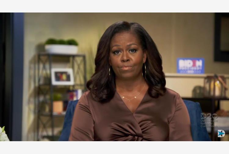 Usa: Michelle Obama confessa, depressa durante la pandemia