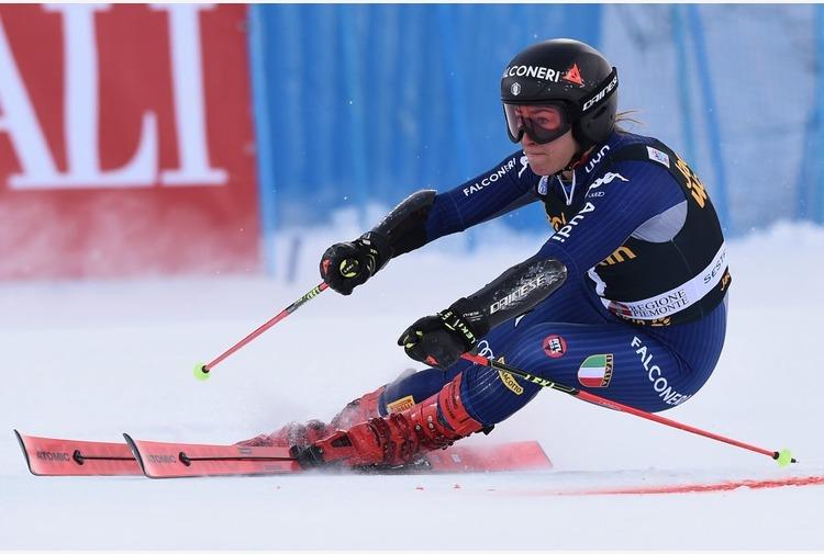 Nei prossimi giorni Sofia Goggia potrà tornare a sciare