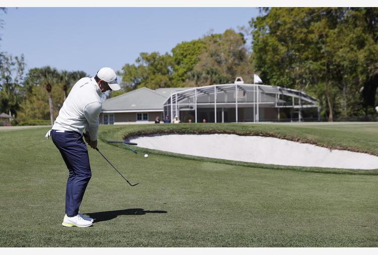 Golf: McIlroy, 'Woods potrebbe lasciare presto l'ospedale'
