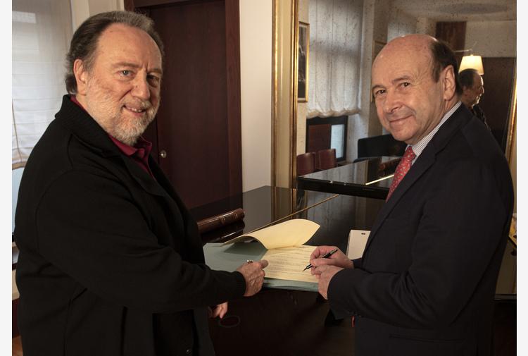 Scala: Chailly confermato direttore musicale fino al 2025