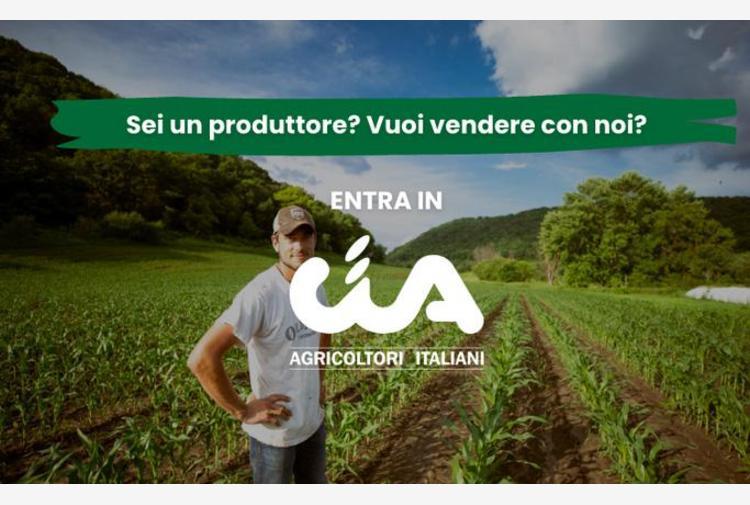 Merlino (Cia): 'dalcampoallatavola.it progetto strategico'