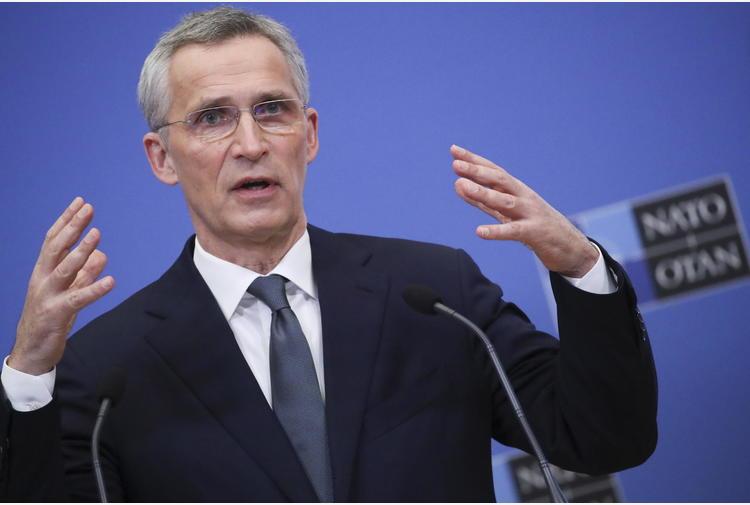 Nato: Stoltenberg, anche in 2020 aumenti in bilanci difesa