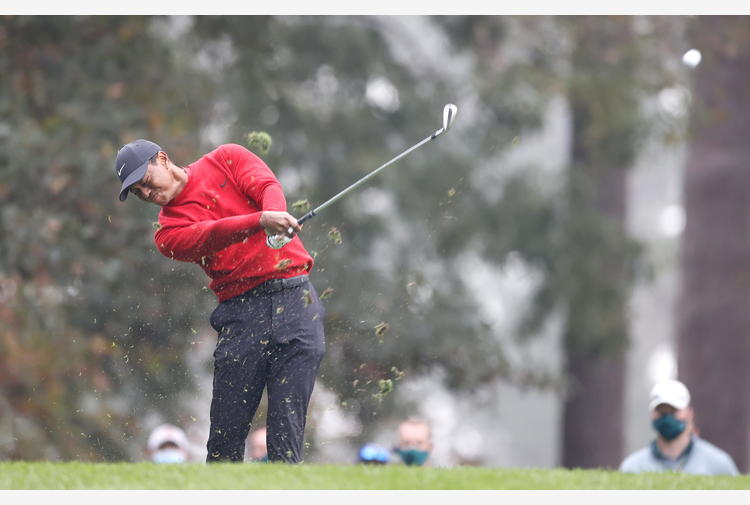 Tiger Woods, 'sono tornato a casa, grazie del sostegno'