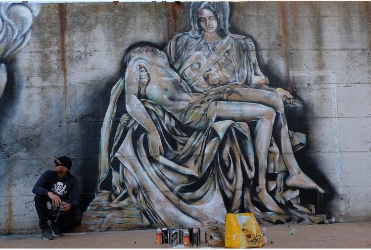 Street Art for Rights, da periferia l'arte per il cambiamento