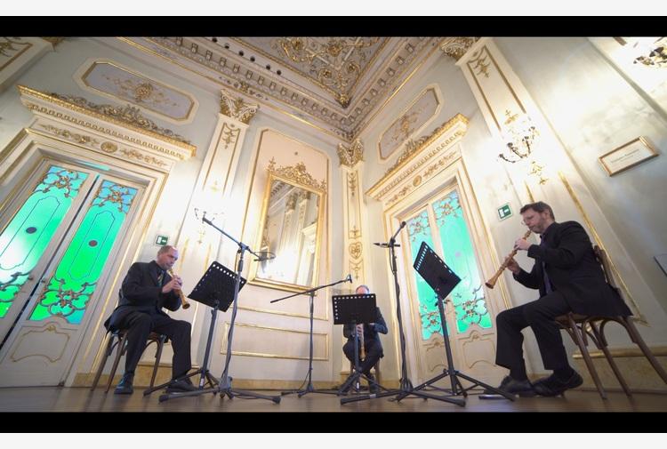 L'Ensemble Zefiro dal Teatro Valli di Reggio Emilia