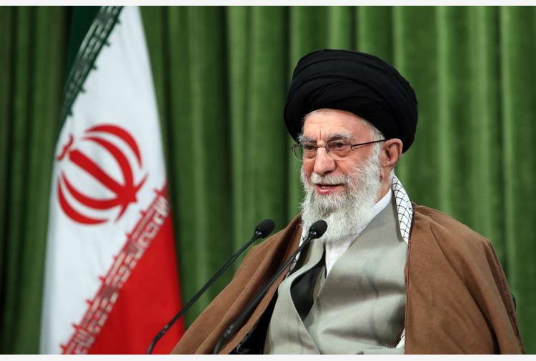 Iran: Khamenei, nostra politica sul nucleare è irreversibile