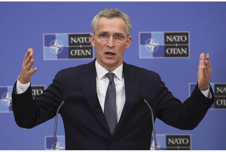 Stoltenberg,Putin è responsabile azioni condotte da Russia