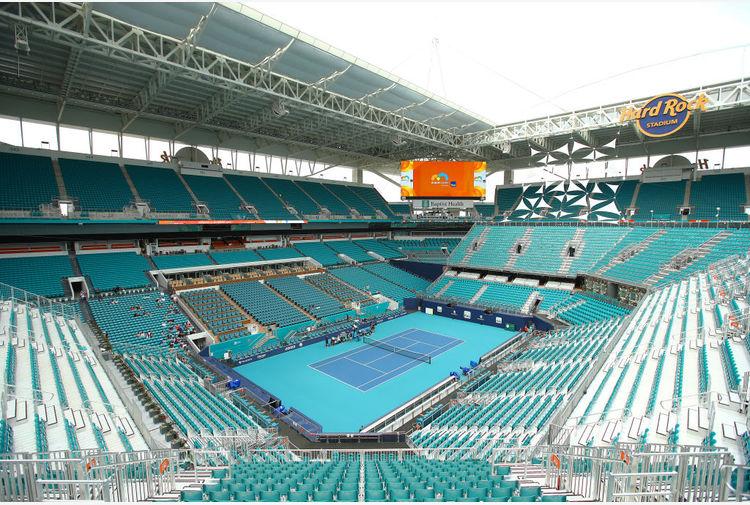 WTA Miami, che show: 19 delle prime 20 al via, forfait Serena
