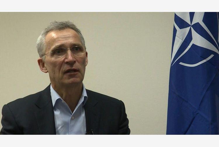 Stoltenberg: divergenze tra membri Nato su gasdotto Nord Stream 2