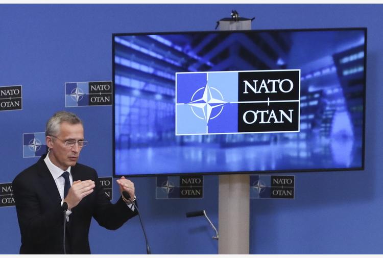 Stoltenberg,tema seconda giornata ministeriale Nato è Russia