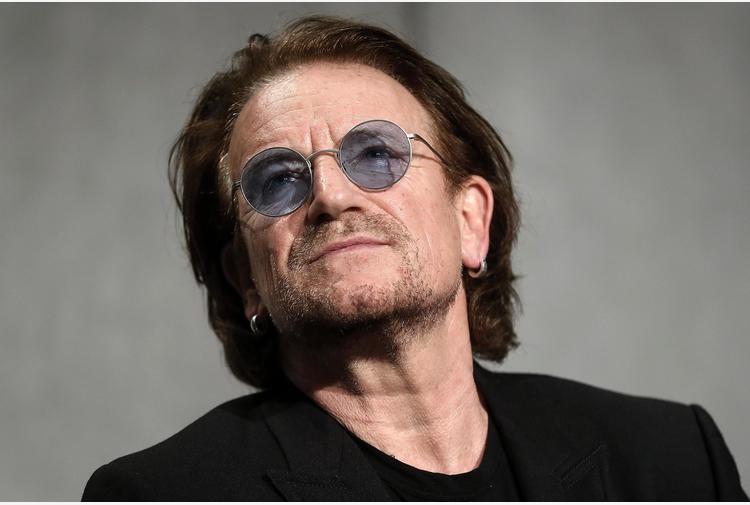 Bono in campo per vaccini, darà voce a serie animata