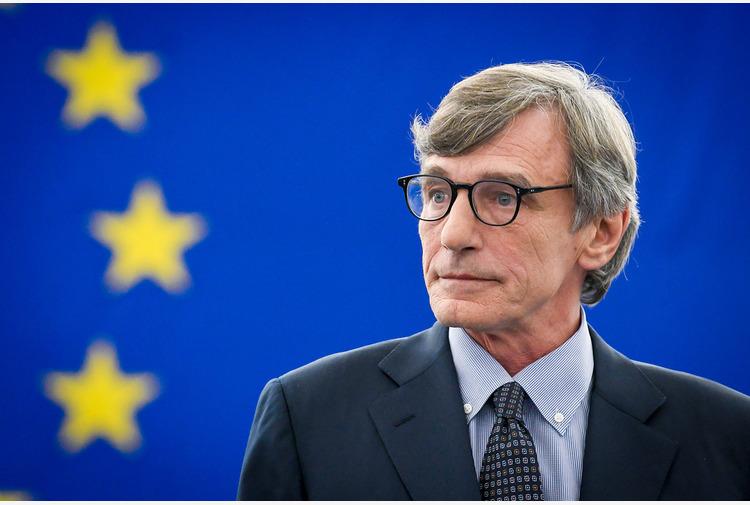 """Sassoli: """"La violenza sulle donne diventi reato europeo. Modifichiamo i trattati"""""""