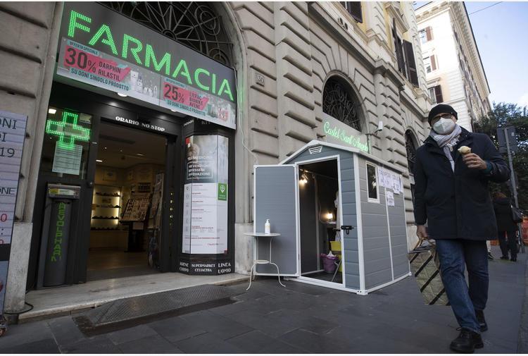Covid: in Liguria partono le vaccinazioni in farmacia