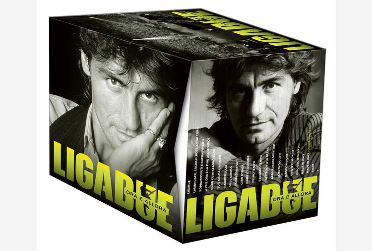 Ligabue, arriva la discografia completa 'Ora e allora'