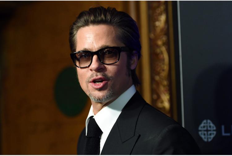 Brad Pitt a Bruxelles, delirio dei fan