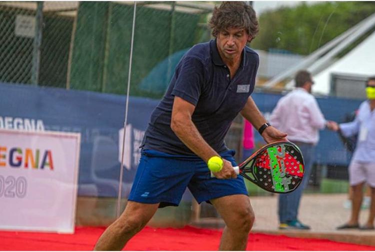 Demetrio Albertini, dalla Champions ai tornei FITpra