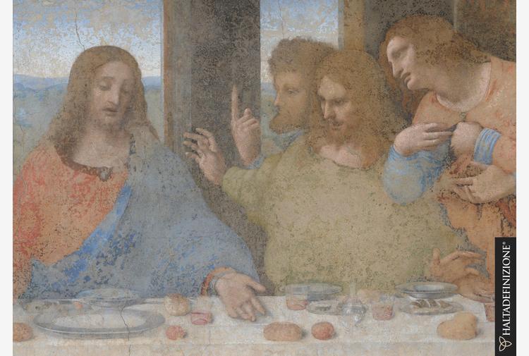 Al Cenacolo si può cenare con Leonardo online