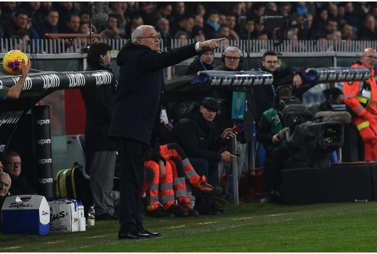 Ranieri 'Samp pronta per un grande Milan, Quagliarella nostro Ibra'