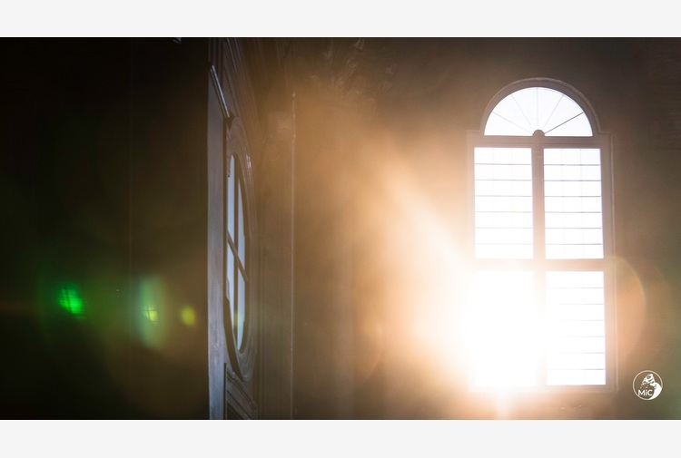 Gli effetti speciali di Michelangelo, un video su luce Mosè